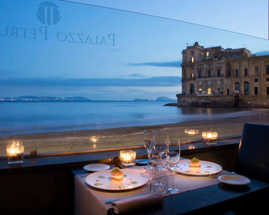 Palazzo Petrucci Restaurant, Naples