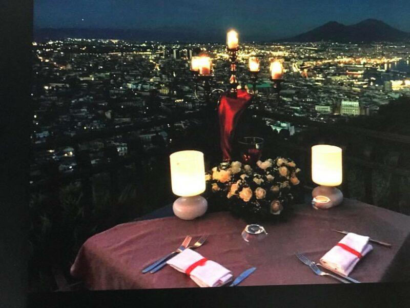 Renzo e Lucia Restaurant, Naples