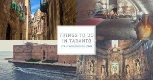 Taranto, Italy-Things to Do