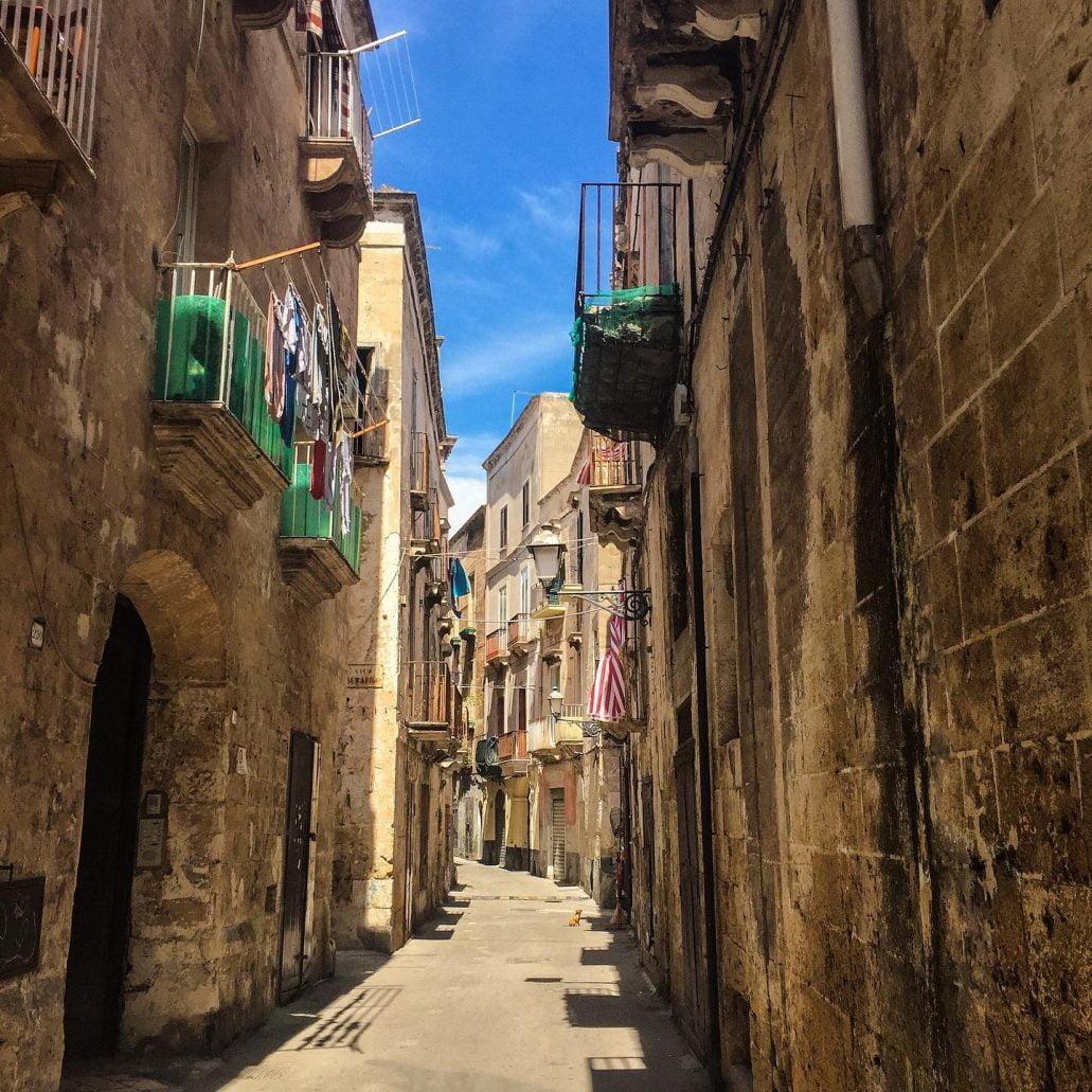Taranto, città vecchia