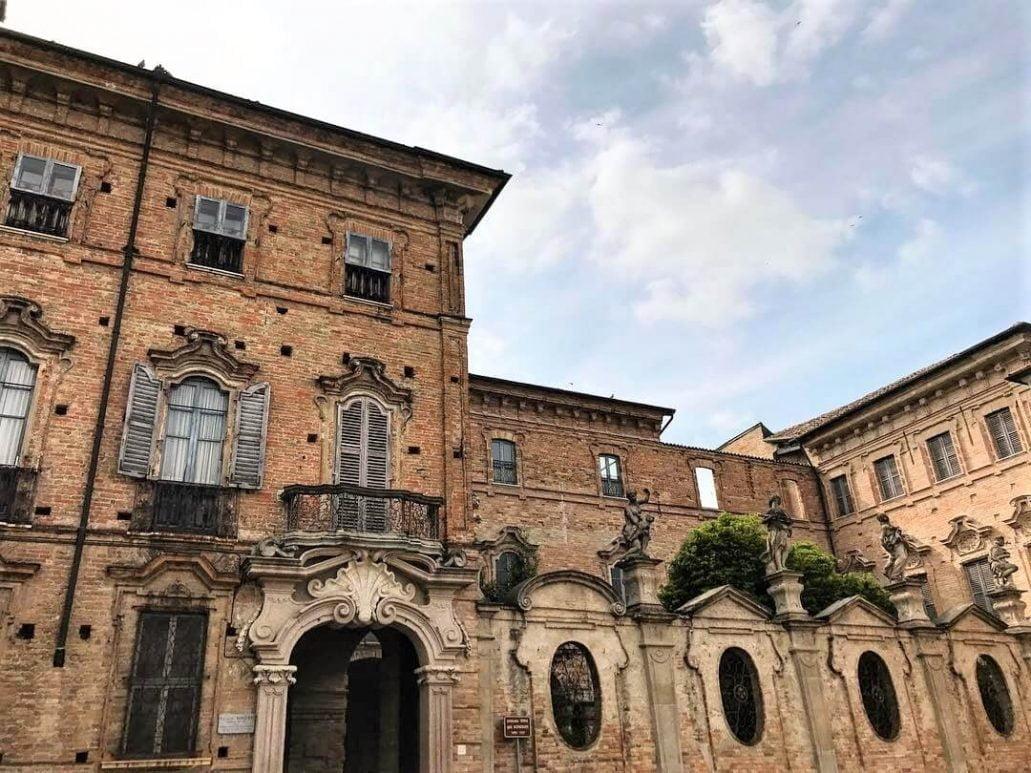 Terni Bondenti Palace, Crema