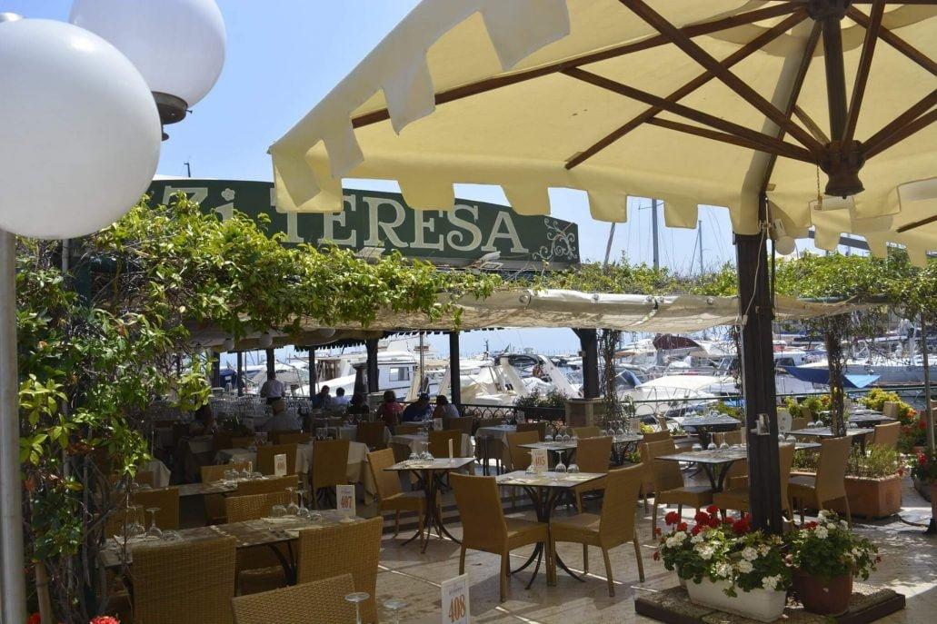 Zi Teresa Restaurant Naples