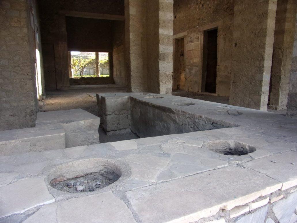 casa di sallustio Pompeii