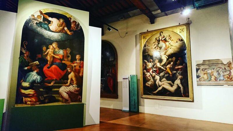 Arezzo - Museo d'Arte Medievale e Moderna