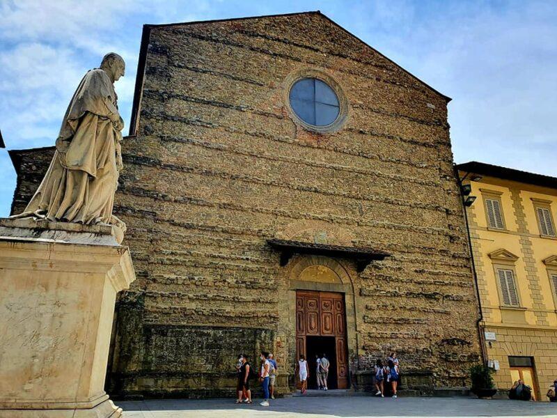 Basilica of San Francesco, Arezzo