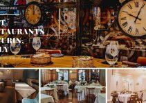 11 Best Restaurants in Turin, Italy