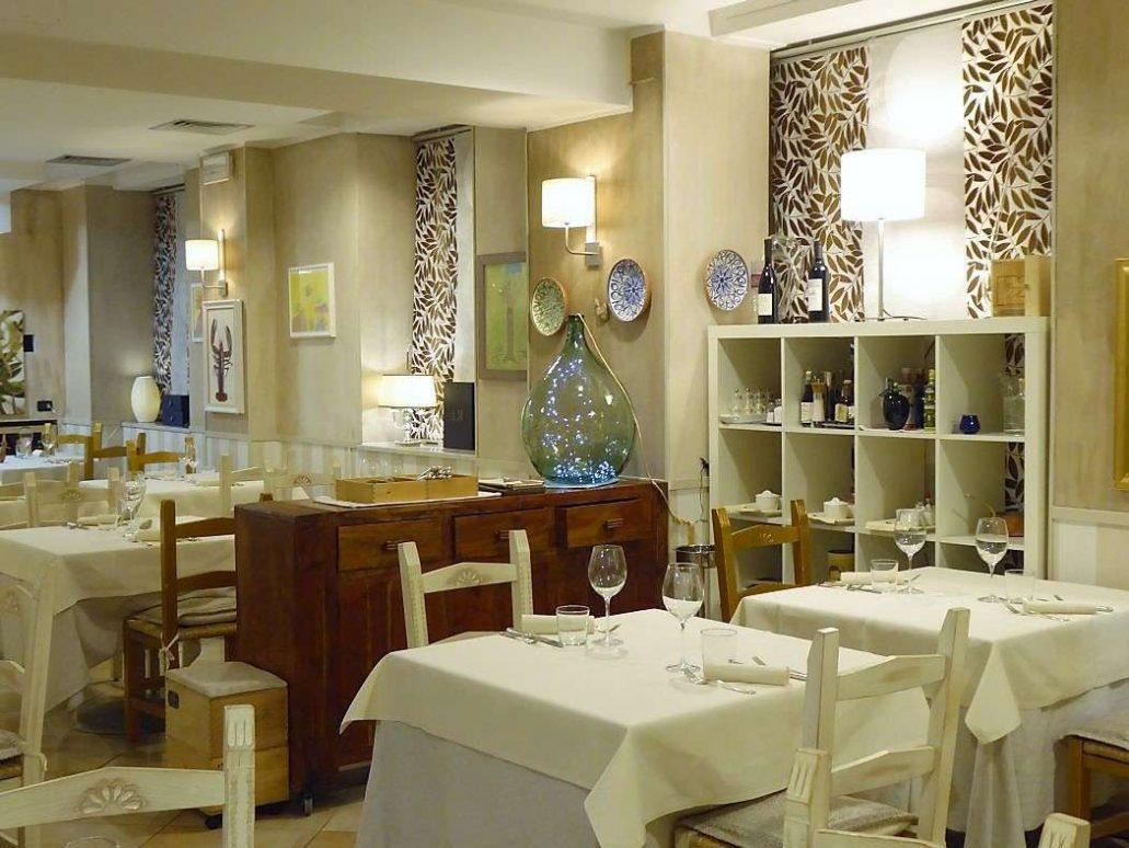 Capriccioli Restaurant, Turin, Italy