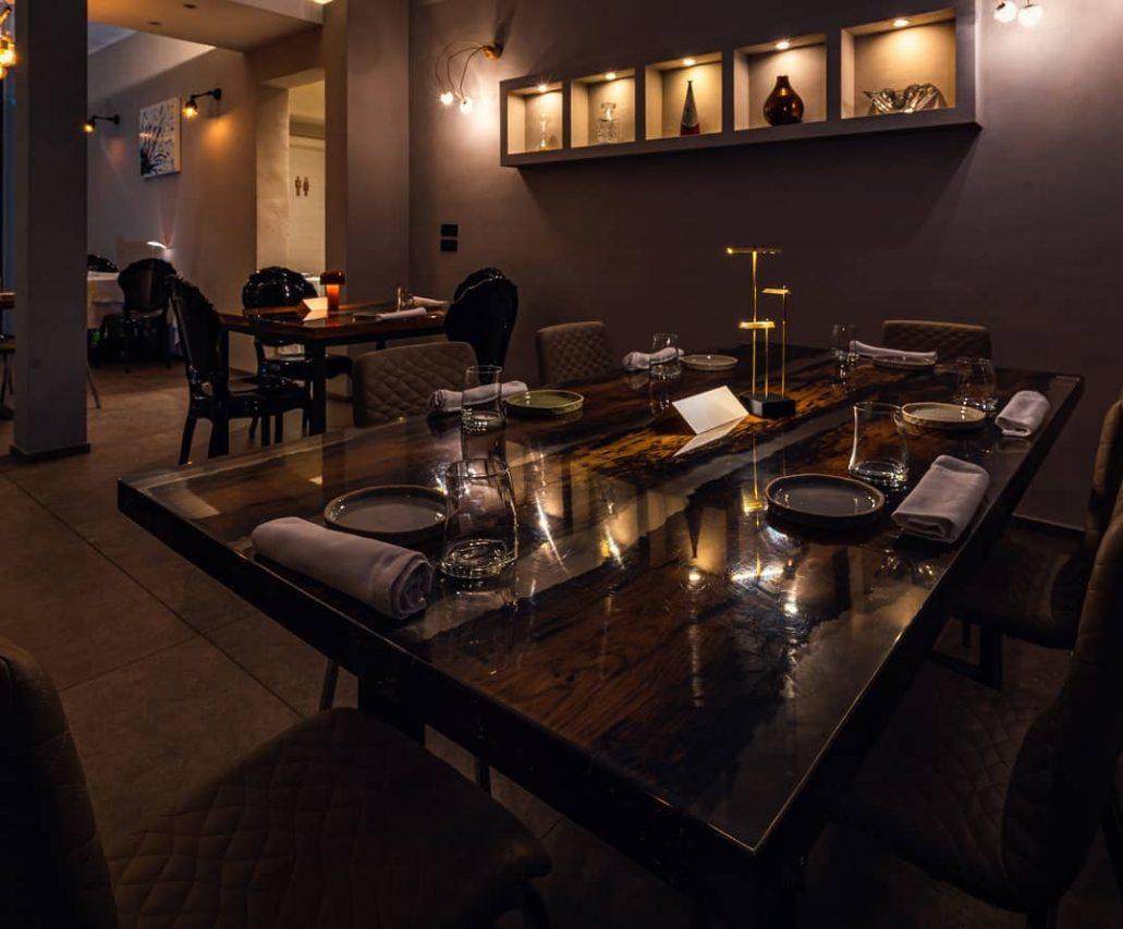 Conubio Restaurant, Turin