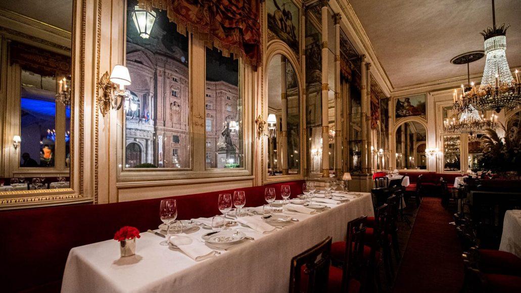 Del Cambio Restaurant, Turin