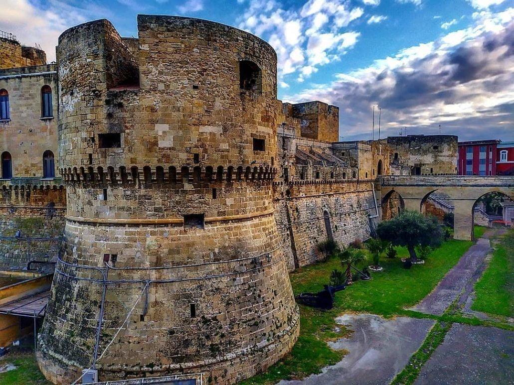 Swabian Castle of Brindisi