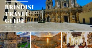 Things to do in Brindisi Italy