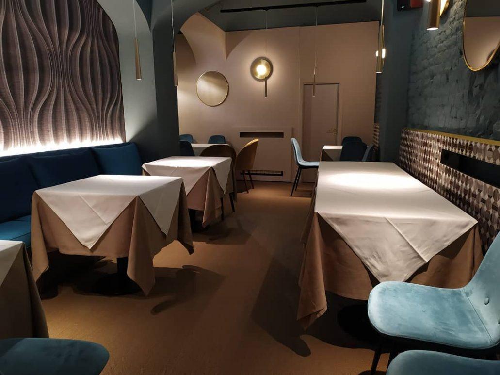 Tuorlo Restaurant, Turin
