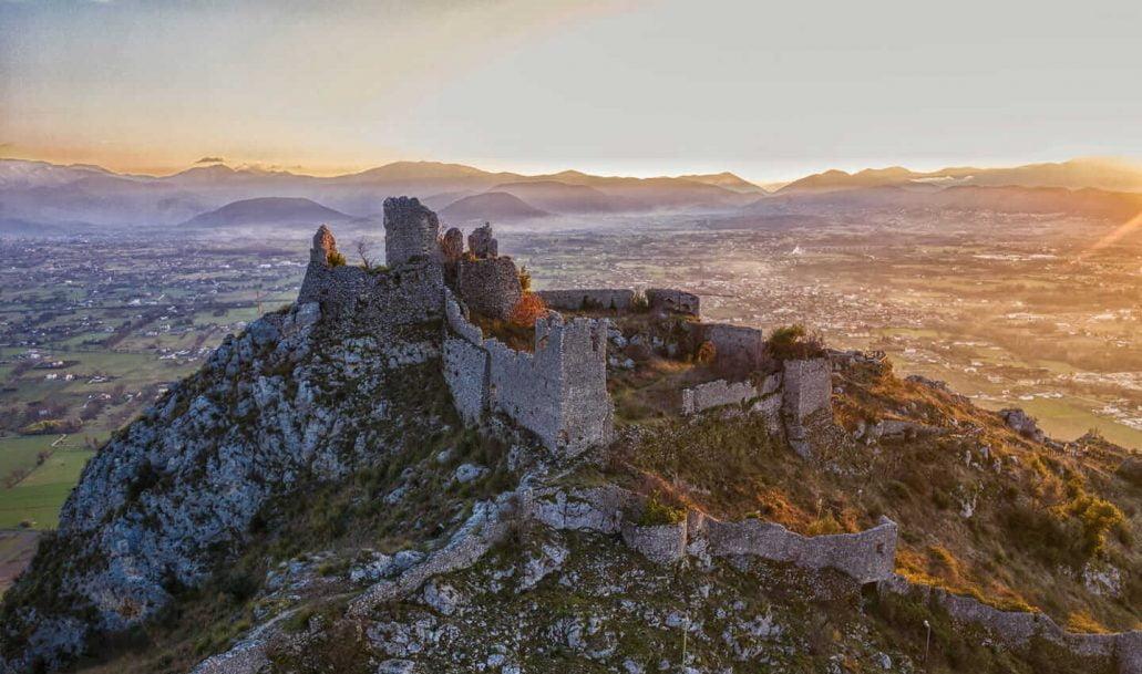 Castello dei Conti d'Aquino a Roccasecca