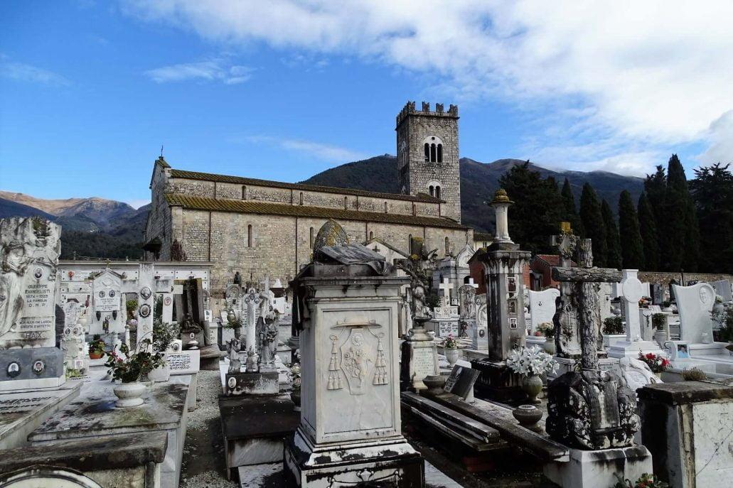 Cimitero Monumentale di Viareggio