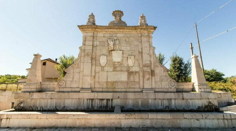 Fontana del Re, Grottaminarda