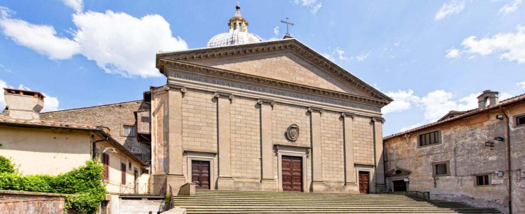 Monastery Church of Santa Rosa