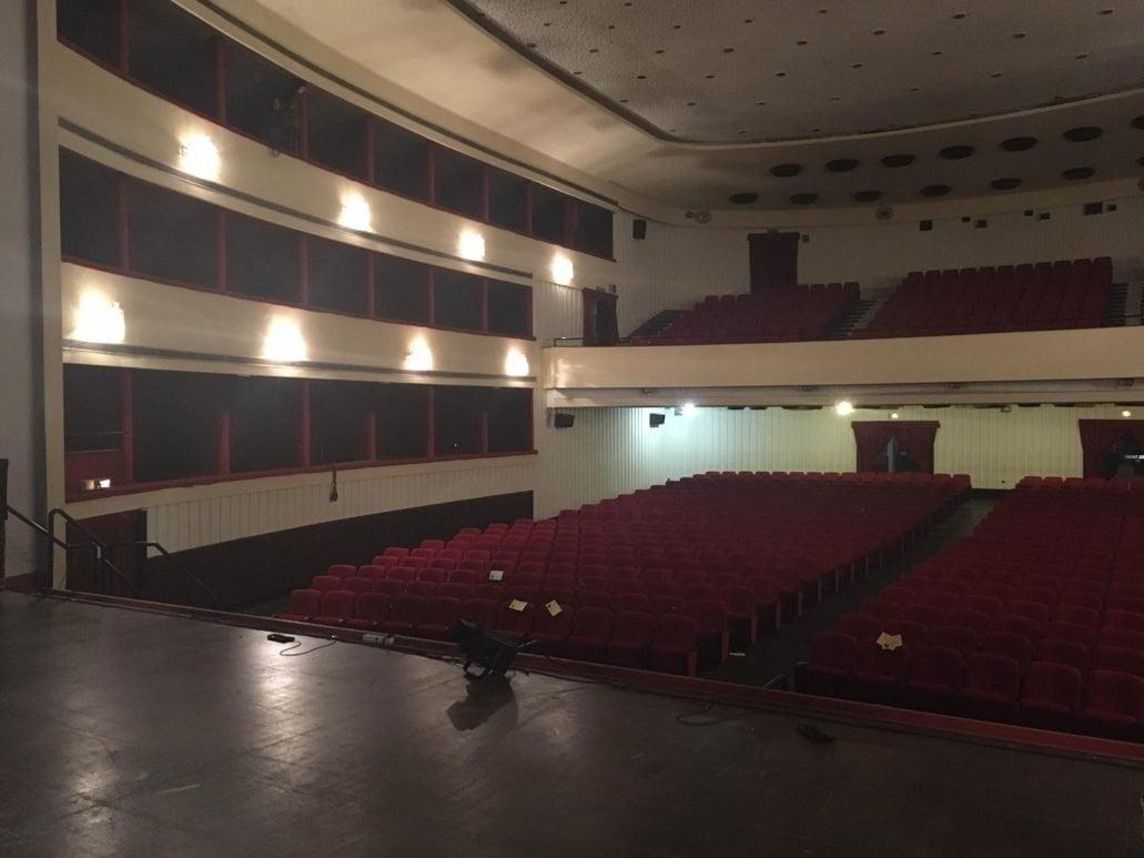 Teatro Politeama, Viareggio