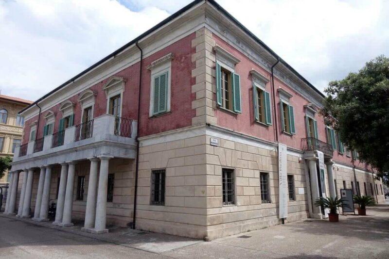 Villa Paolina viareggio