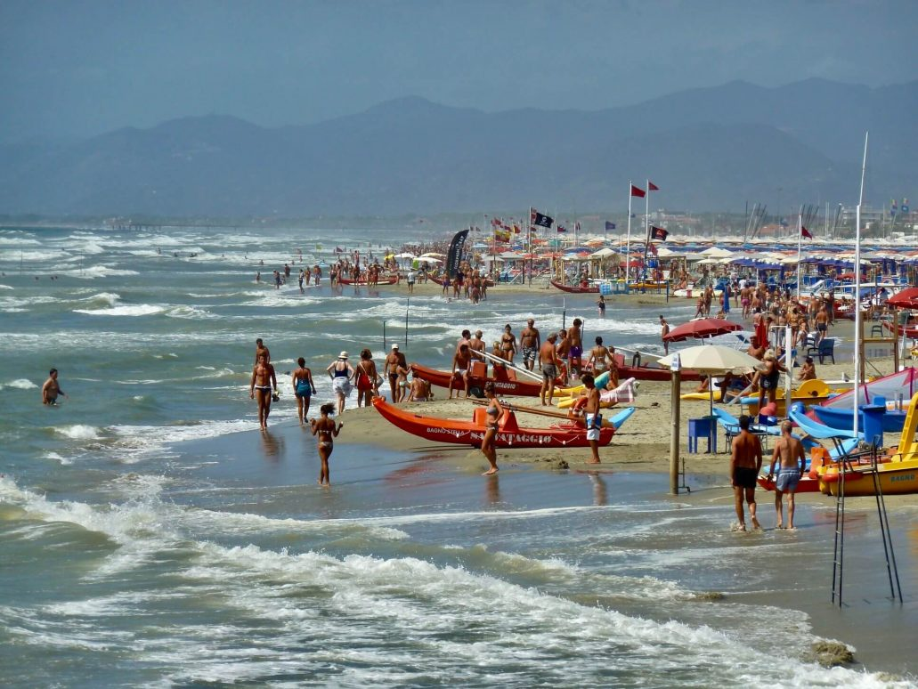 viareggio Beaches