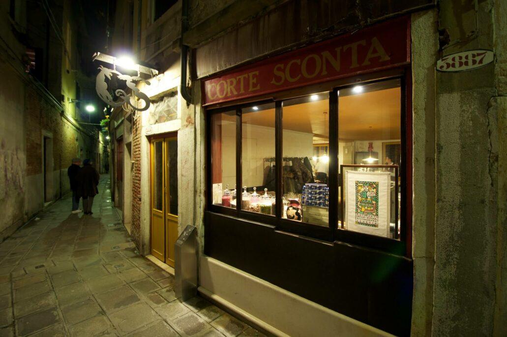 Corte Sconta Restaurant, Venice