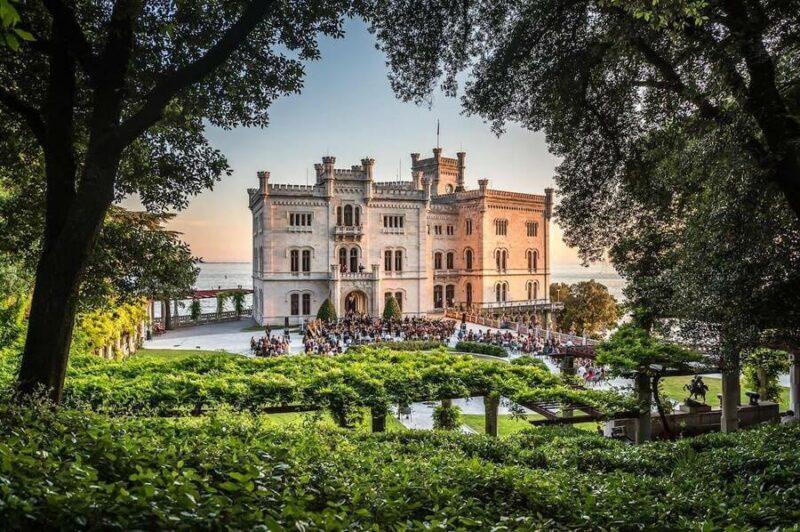 Miramare Castle Park - Trieste