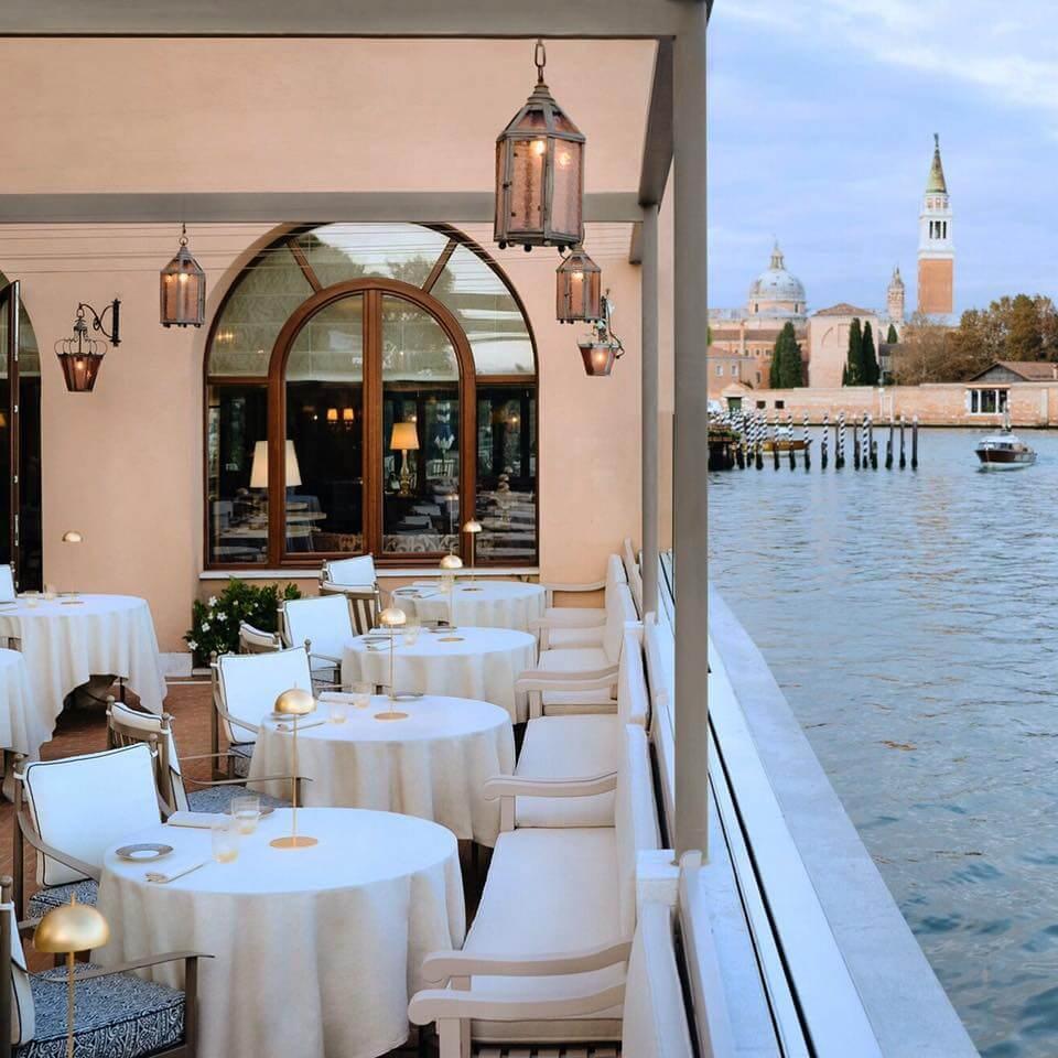 oro restaurant Venice