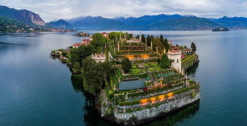 Borromean Islands, Lake Maggiore